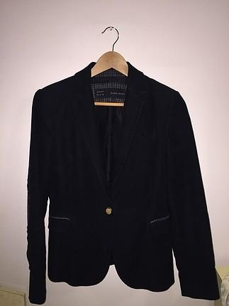 Zara Siyah Ceket