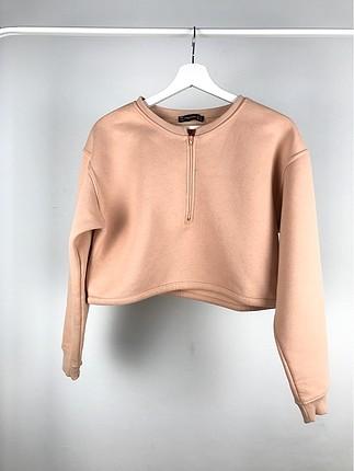 Kısa Sweatshirt