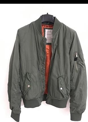 Bomber ceket