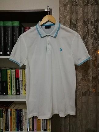 U.S polo orijinal M beden erkek tişört