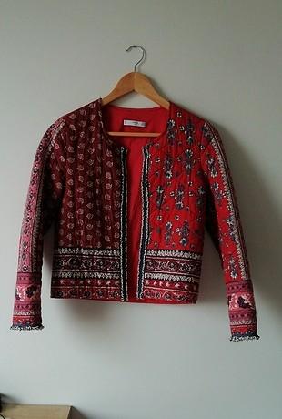 etnik ceket vintage
