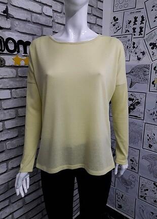 Calliope ince triko bluz