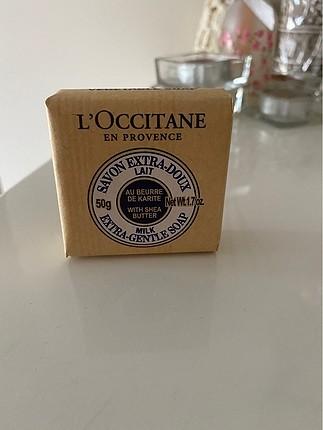 L?occitane shea sütlü sabun