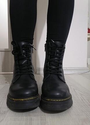 38 Beden siyah Renk Ayakkabı