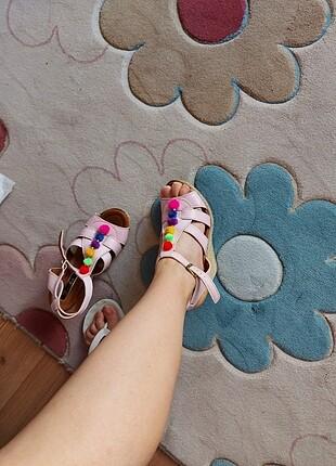 Dolgu topuk ayakkabi