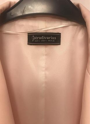 36 Beden Stradivarius ceket