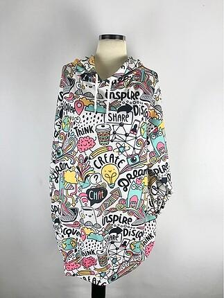 Renkli Sweatshirt