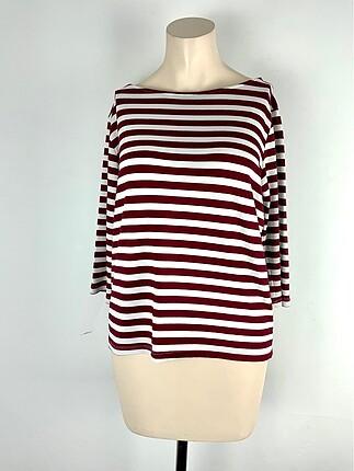 Çizgili Tshirt