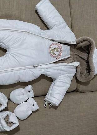 Bombili içi peluş astronot tulum
