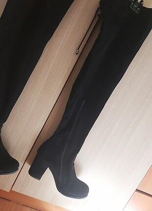 40 numara siyah çorap çizme yeni????