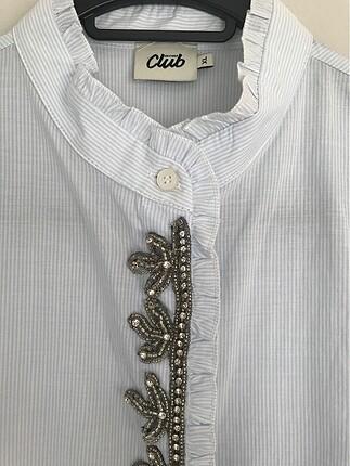 xl Beden Club Beymen Gömlek