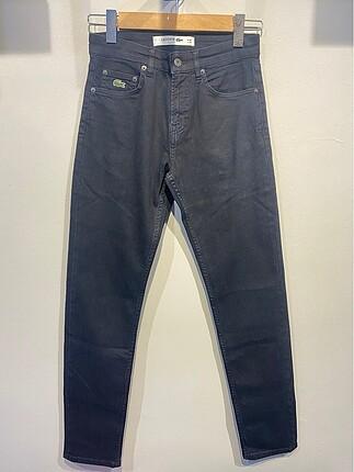 Lacoste Erkek Jeans Orjinal ve Yeni Lacoste