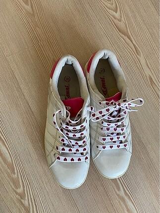 Jump beyaz spor ayakkabı