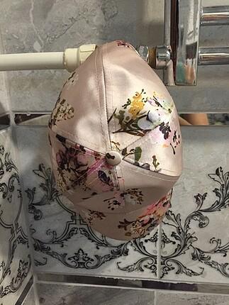 H&M H&m yazlık saten şapka