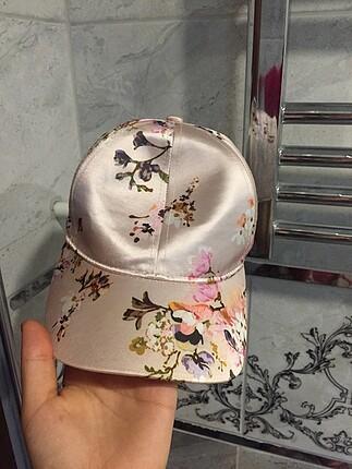 Beden H&m yazlık saten şapka