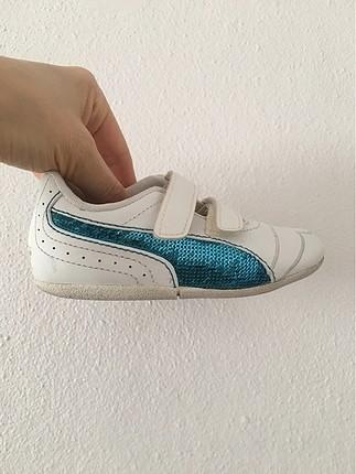Puma 25 numara spor ayakkabı