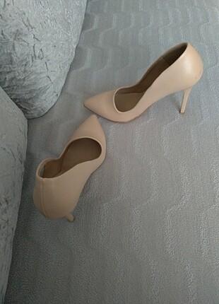 36 Beden Topuklu ayakkabı