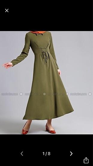 Refka Haki Tesettür Elbise
