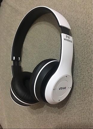 Kablosuz Kulaklık Bluetoothlu (SIFIR)
