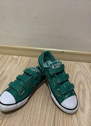 yeşil converse