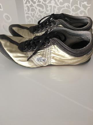 OrijinalLacoste Spor Ayakkabı /çok temiz/