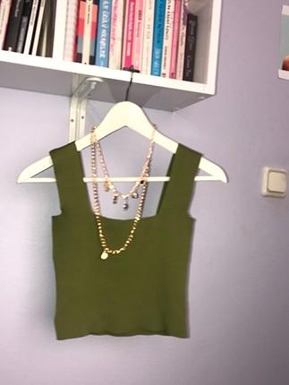 Yeşil triko