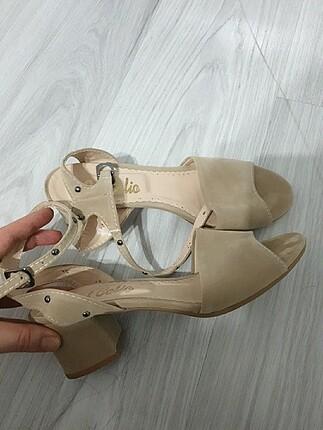 Diğer Ten renk sandalet