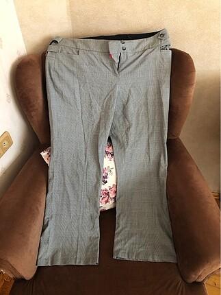 Ekose pantalon