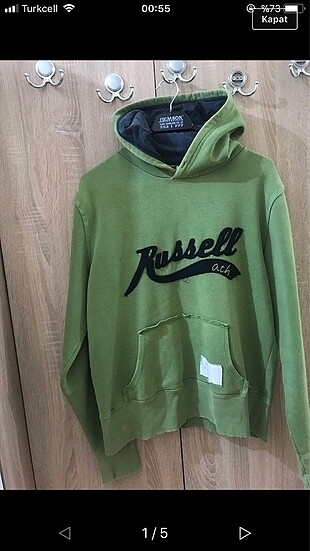 Russel sweatshirt