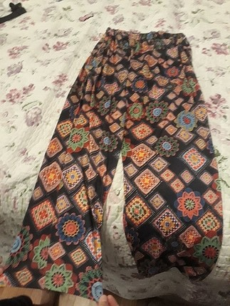 Yazlık salaş pantalon