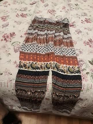 Yazlık pantalon
