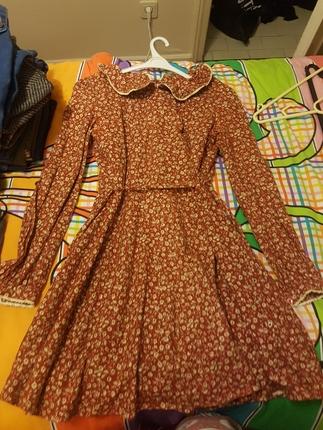 Koton vintage elbise