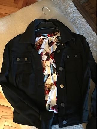 Waggon Kısa Trench coat