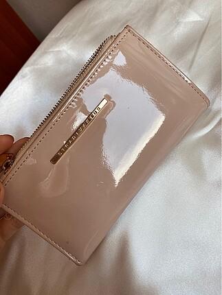 Stradivarius cüzdan ve kombin