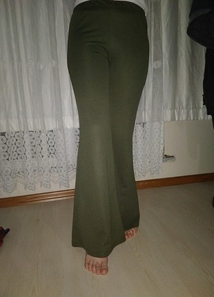Ispanyol paça pantolon