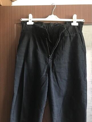 Balon model siyah kot pantolon