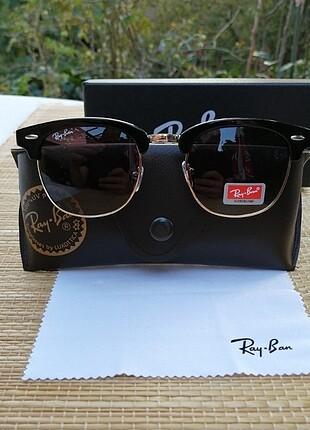 Beden siyah Renk Rayban güneş gözlüğü