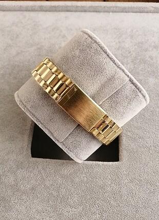 Beden altın Renk Rolex kol saati