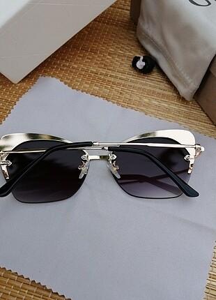 Beden lacivert Renk Gucci güneş gözlüğü