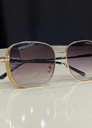 Beden siyah Renk Jimmy choo güneş gözlüğü