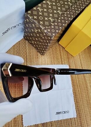 Beden Jimmy choo güneş gözlüğü