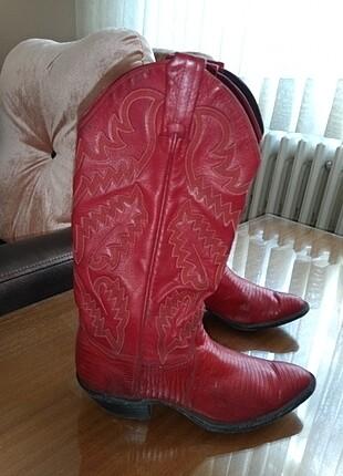 Orjinal Amerikan, Teksas el yapımı, gerçek vintage