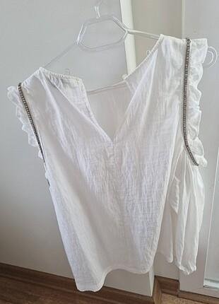 s Beden beyaz Renk Gömlek
