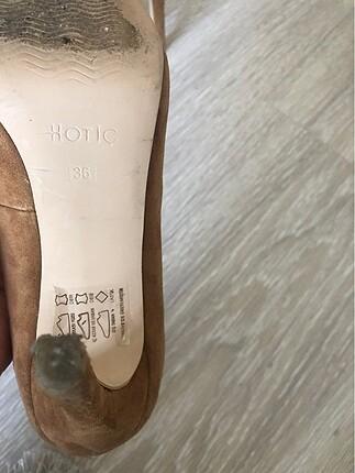 36 Beden Stiletto Ayakkabı