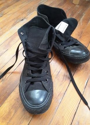 Siyah Converse