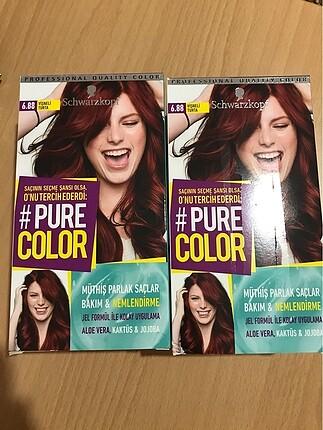 Pure color vişneli turta 6.88