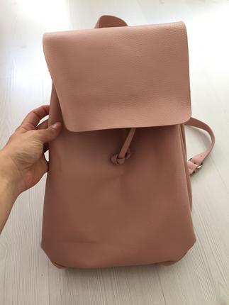 Pudra pembesi çanta