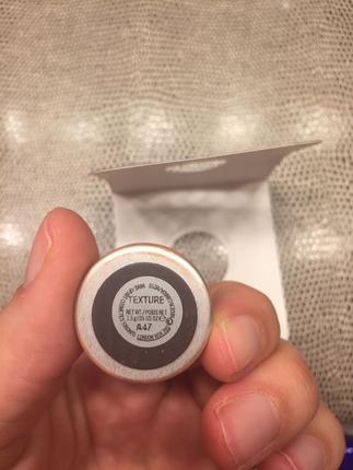 Mac texture göz farı