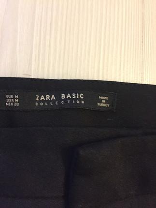 Zara Zara cigarette pantolon