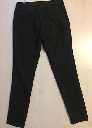 m Beden siyah Renk Zara cigarette pantolon